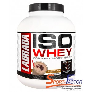 Iso Whey Isolate 2.268 kg chocolate