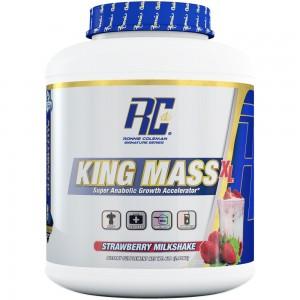 King Mass XL Strawberry Milkshake 6lb/2750g