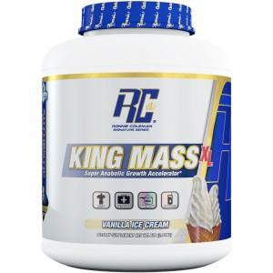 King Mass XL Vanilla Ice Cream 6lb/2750g