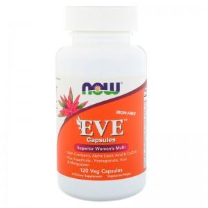 Eve Women's Multi - 120 веган кап