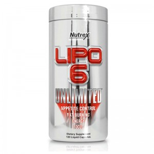 Lipo-6 Unlimited 120 liqui-caps