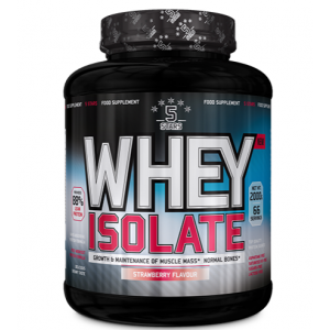 Whey Isolate Strawberry 2000 g