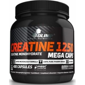 Creatine Mega Caps 400 caps
