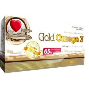 Gold  Omega -3 65% 60 caps
