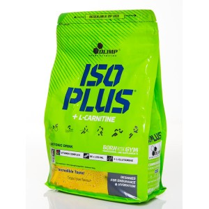 Iso Plus powder 1500 g lemon