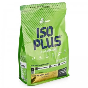 Iso Plus powder 1500 g tropic blue