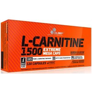 L-Carnitine 1500 120 cap