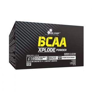 BCAA XPLODE 41 pineappple