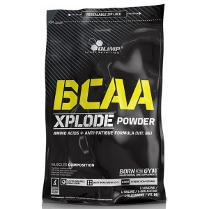 BCAA XPLODE 1000g fruit punch