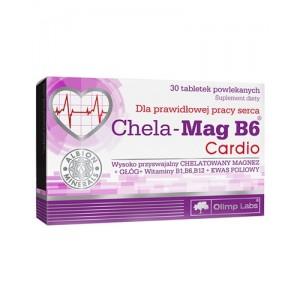Chela-Mag B6 Cardio 30 tabl