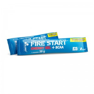 Fire Start Energy Gel+Caffeine (тропик) 36g