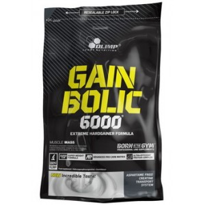 Gain Bolic 6000 1000g-chocolate
