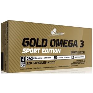 Gold  Omega -3 SPORT 120 caps