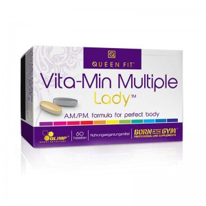Vita-Min Multiple Lady 60 tabl