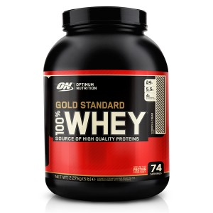 Whey Gold  2,27 kg  rocky road