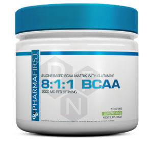 BCAA 8:1:1 315g Lemon