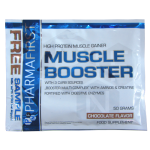Sample  Muscle Booster 50 g choco