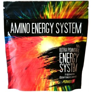 Amino Energi system. фрукт.лимон 0,5кг