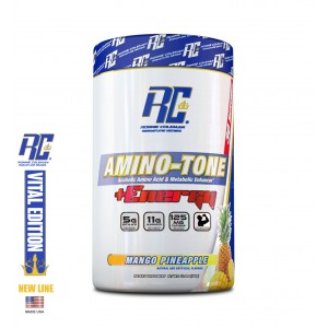Amino-Tone+Energy Mango Pineapple 450 g