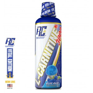 L-Carnitine XS 3000 Blue Ruzz 16 oz/473,28 мл