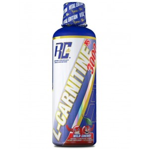 L-Carnitine XS 3000 Wild Cherry 16 oz/473,28 мл