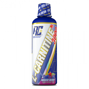L-Carnitine XS 3000 Mixed Berry 16 oz/473,28 мл