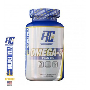 Omega-3 Fish Oil 120 softgels