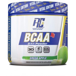BCAA XS Green Apple 30serv