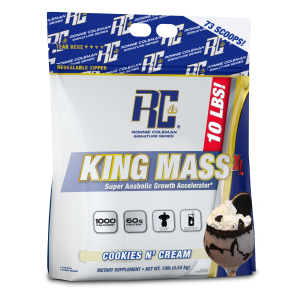 King Mass XL Dark Chocolate 10lb/4540g