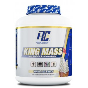 King Mass XL Vanilla Ice Cream 6lb/2750g