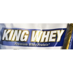 King Whey Vanilla Frosting Sample 15,5 g