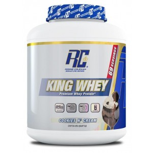 King Whey Cookies n' Cream 5lb/2270g