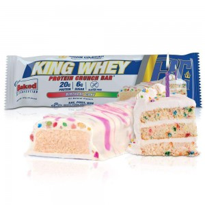 KING WHEY BAR  Birthday Cake 57g