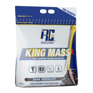 King Mass XL Dark Chocolate 15lb/6800g