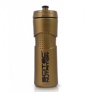 Bike Bottle 650 ml gold