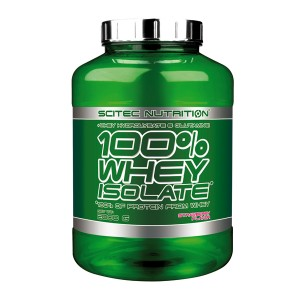 Whey Isolate 2000 g strawberry