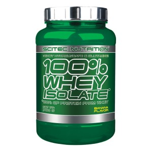 Whey Isolate 700 g banana