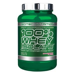 Whey Isolate 700 g strawberry