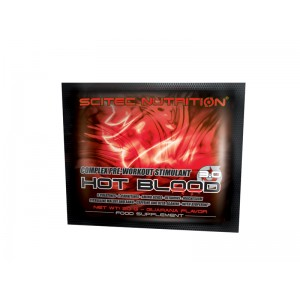 Hot Blood 25 g guarana