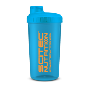 Shaker 700 ml body blue