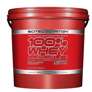 Whey Protein Prof. 5000 g strawberry