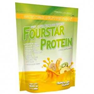 Fourstar Protein 500 g tropical