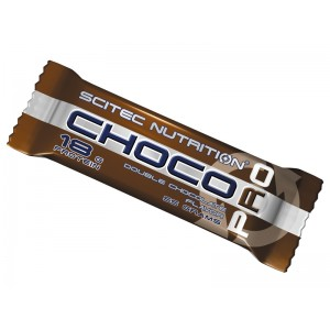 Chocopro bar double chocolate 55 g