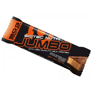 Jumbo Bar Choc. Caram. Crunch 100 g