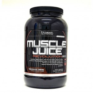 MUSCLE JUICE 2600, Revolution 2.12 кг - chocolate