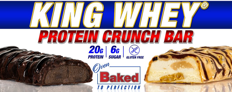 King Whey Protein Bar 57g