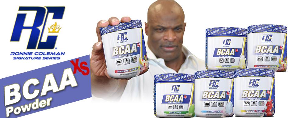BCAA XS Powder 192g