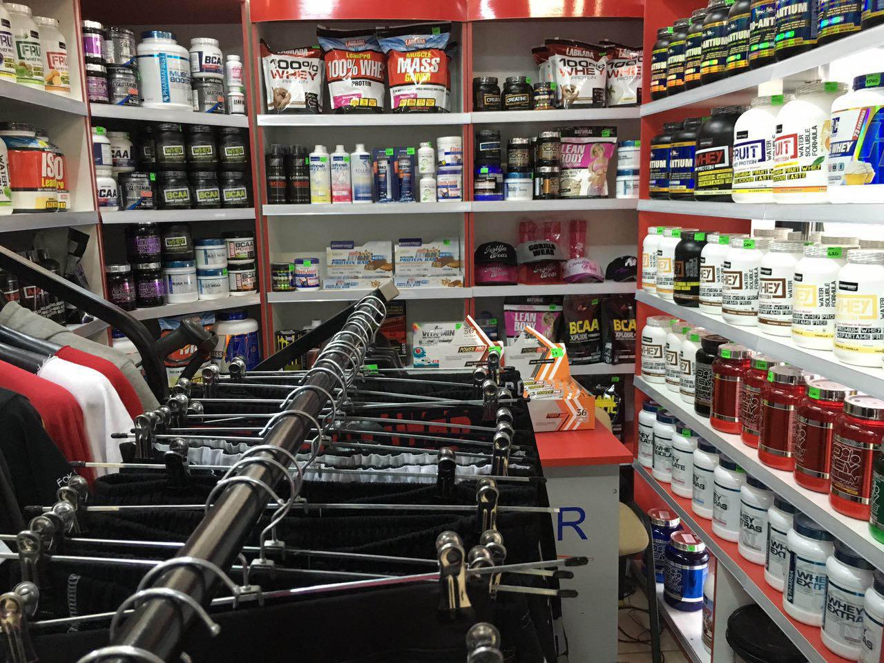 Sport-Factor купить спортивное питание в Полтаве